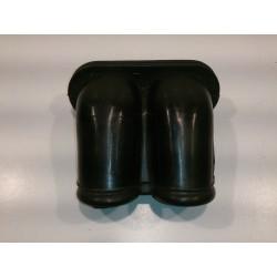 Goma entrada filtro aire Gilera KZ 125