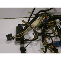 Electrical wiring system Suzuki GSX400E