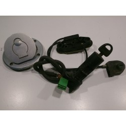 Suzuki GSX1100F Katana locks (helmet, gas cap and seat)