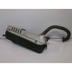 Muffler or exhaust Honda Scoopy SH75 (1*)