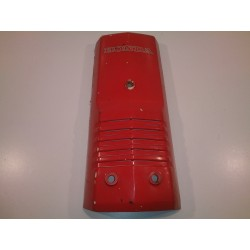 Front cover Honda Scoopy SH75 / SH50 Red (2*)