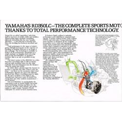 Amortidor darrere Yamaha RD 350 LC - YPVS (31K)