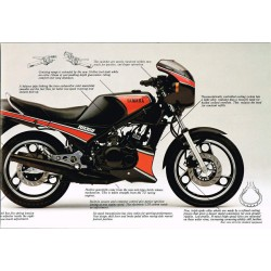 CDI o Centralita electrónica Yamaha RD 350 (1UA-50)