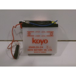 Bateria Koyo 6v 6N4B-2A-3/4