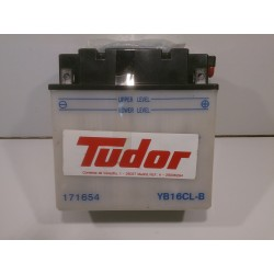 Battery Tudor YB16CL-B.