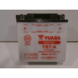 Battery Yuasa YB7-A