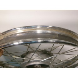 Rear tire Honda Scoopy SH75