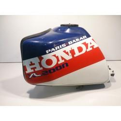 Deposito gasolina Honda XL 200R París-Dakar