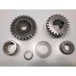Various engine parts Yamaha RD350LC