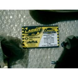 Escape o silencioso Laser Suzuki GSX-R 1000 K5