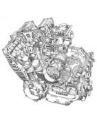 Motores de moto.