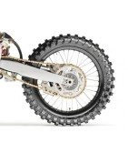 Kit transmission and conical motorcycle groups.