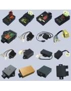 CDI, ECU, centraletes electronicas moto.