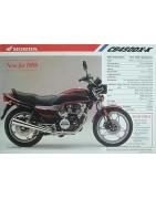 Honda CB 450DX