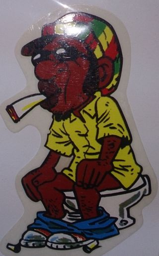 Adhesivo fumando labavo1