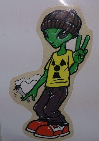 Extraterrestre Hipie1