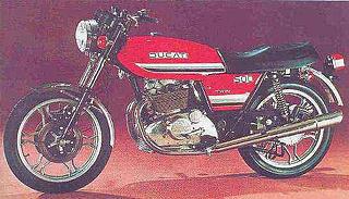 Ducati 500 Twin