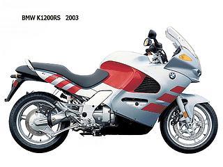 BMW K1200RS 2003
