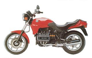 BMW K75 1992
