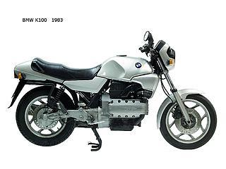 BMW K100 1983