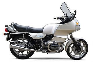 BMW R80RT monolever 1984-1995
