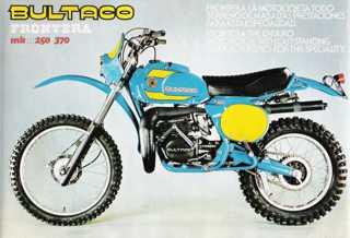 Bultaco Frontera MK11 370/250