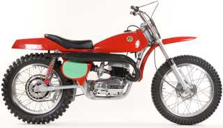 Bultaco Pursang mk-2