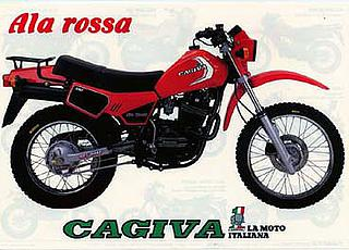 Cagiva Ala Rossa 350
