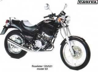Cagiva Roadster 521