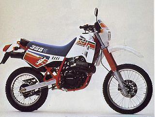 Cagiva T4 350E 1987 - 1991