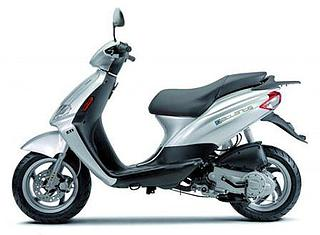 Derbi Atlantis 50 4T 2007