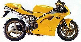 Ducati 748-1995