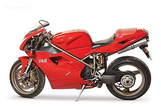 Ducati 748S 2000
