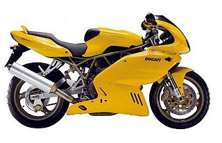 Ducati Super Sport 900SS 2000