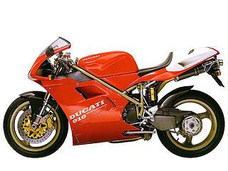 Ducati 916 SPS-1997