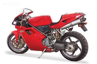 Ducati 996S 2000