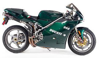 Ducati 998 Matrix 2004