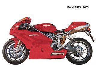 Ducati 999S-2003
