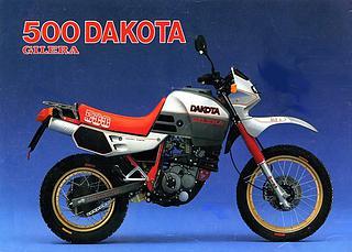 Gilera DAKOTA 500