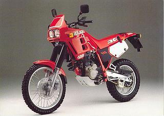Gilera RC 600 1989