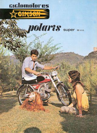 Gimson Polaris catalogo