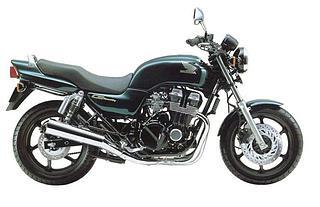 Honda CB 750F2 1992-2002