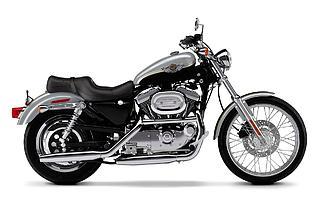 Harley-Davidson XL1200C Sportster 2003