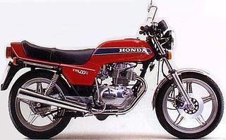 Honda CB 400N 1978-1980