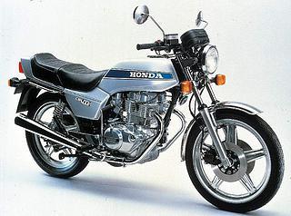 Honda CB 400N-1980