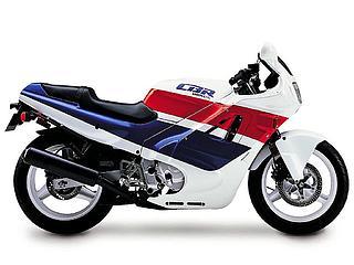Honda CBR 600F 1989-1990