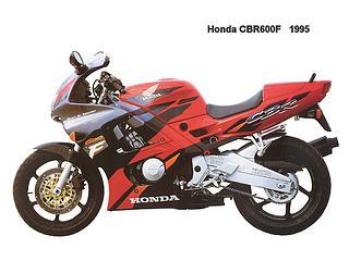 Honda CBR 600F-1995