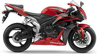 Honda CBR 600RR-2008