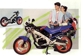 Honda NSR 125F 1988