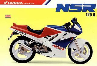 Honda NSR 125R 1989